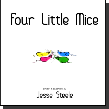 Four Little Mice